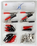 28 Piece Electrical Clip Set