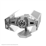 Metal Earth Star Wars Darth Vader TIE Fighter