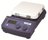 SCILOGEX MS7-H550-Pro LCD Digital 7 x 7 Magnetic Hotplate Stirrer ceramic-glass plate