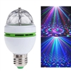 Full Color Rotating Lamp LED