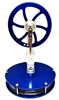 Magnetic Ringbom Stirling Engine