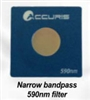 590nm Narrow BandPass Filter for SmartDoc