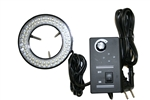 LED Segmentable Ring Light w/Light Intensity Control