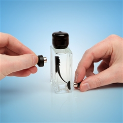 Ferrofluid Magnetic Display Bottle