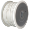 White Plastic Filament 1.75mm for 3D Printer 1kg