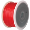 Red Plastic Filament 1.75mm for 3D Printer 1kg