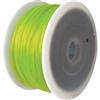 Yellow Plastic Filament 1.75mm for 3D Printer 1kg