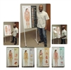 See-Through Sally Human Anatomy Display