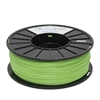 Green Plastic Filament 1.75mm for 3D Printer 1kg