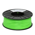 Neon Green Plastic Filament 1.75mm for 3D Printer 1kg