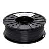 Black ABS Filament 1.75mm for 3D Printer 1kg