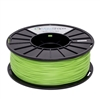 Green ABS Filament 1.75mm for 3D Printer 1kg
