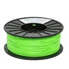 Neon Green ABS Filament 1.75mm for 3D Printer 1kg