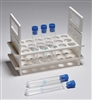 Test Tube 13 x100, Polystyrene with Cap Pack of 10