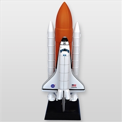Mastercraft Collection NASA Space Shuttle Atlantis (L) Model Scale:1/100