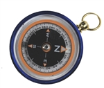 "2"" Metal Compass Liquid Filled"