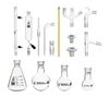 Eisco Set 34 BU Organic Chemistry Kit