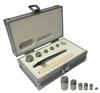 Accuris Class E2 6pc Ananlytical Balance Calibration Weight Set