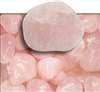 "Rose Quartz 3/4"" - Tumbled"