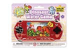 Hand-Held Dinosaur Water Game