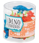 18 pc set of Dino Figurines