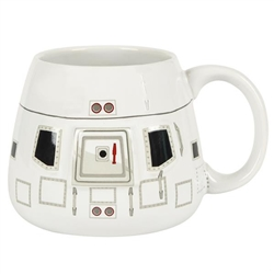 16oz Space Capsule Rocket Mug
