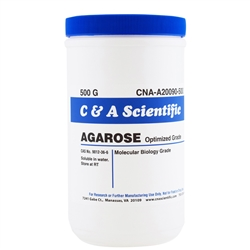 Agarose, for Routine Gel Electrophoresis, Molecular Biology Grade, High Gel Strength