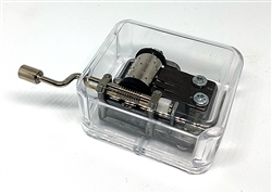 Music Box Mechanics Encased