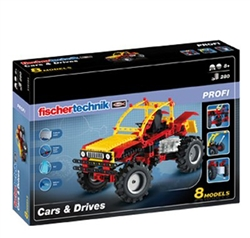 fischertechnik Cars & Drives