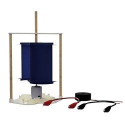 Savonius Educational DC Wind Turbine
