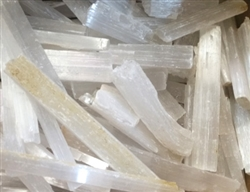 Selenite Pieces 1-3""