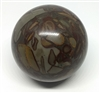Bamboo Leaf Jasper Sphere 50mm