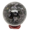 Polished Gabbro Sphere 50mm