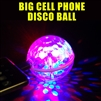 SmartPhone Round Disco Ball