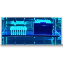 Optional Extra Shelf for UV Clave, UV Transparent