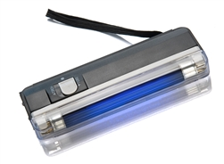 2 in 1 Portable UV Light/Black Light with White LED Flashlight, 365NM UV Wavelength