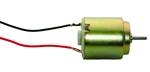Miniature DC Motor with Leads