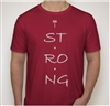 T. Strong Men's Graphic T-Shirt