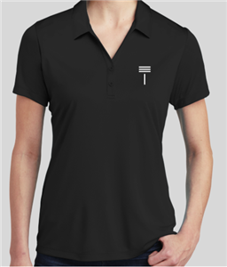 T. Strong Women's Performance Polo