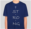 T. Strong Youth Graphic T-Shirt