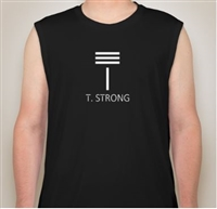 T. Strong Men's Performance Muscle Tank