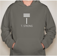 T. Strong SIGNATURE HOODIE