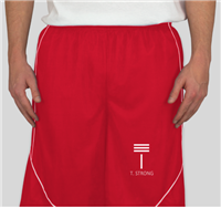 T. Strong Men's Shorts