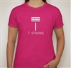 T. Strong Women's Short Sleeve T-Shirt