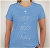 T. Strong Women's Graphic T-Shirt