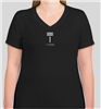 T. Strong Women's Scoop Neck T-Shirt