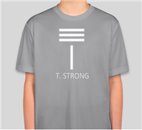 T. Strong Youth Performance Long Sleeve