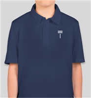 T. Strong Youth Performance Polo