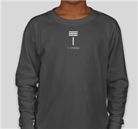 T. Strong Youth Long Sleeve