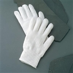 BBQ Gloves (White), 12 pairs